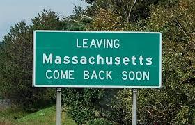 Leaving Massachusetts